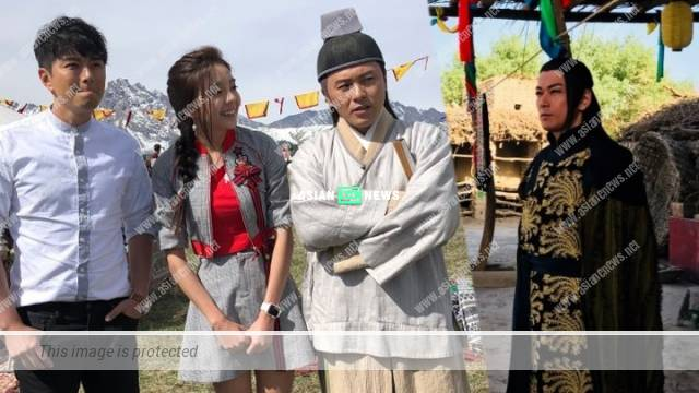 Carlo Ng is treated invisible and feels unhappy during the filming in Xinjiang