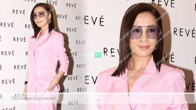Charmaine Sheh prefers to date mature man for easier communication