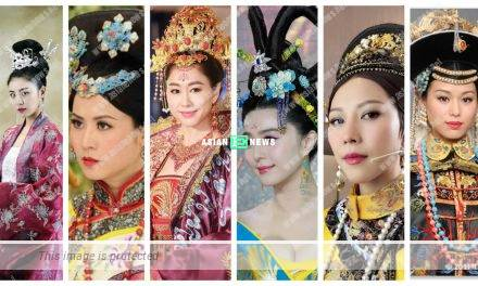 Nancy Wu lacks of domineering look? Who is the Prettiest Empress?