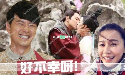 Deep the Realm of Conscience drama: Priscilla Wong watches Edwin Siu and Annie Liu are kissing