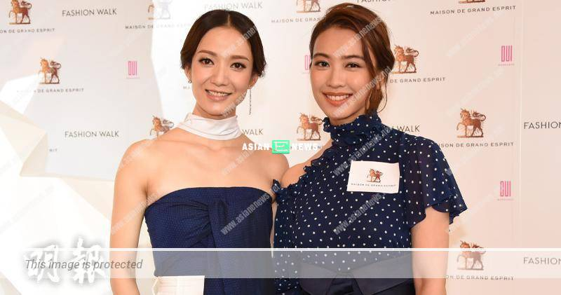Grace Wong exposes her husband is a poor drinker: He drinks orange juice now