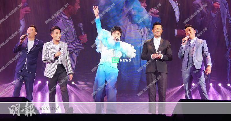 Hawick Lau exposes Leo Ku is a very wet person