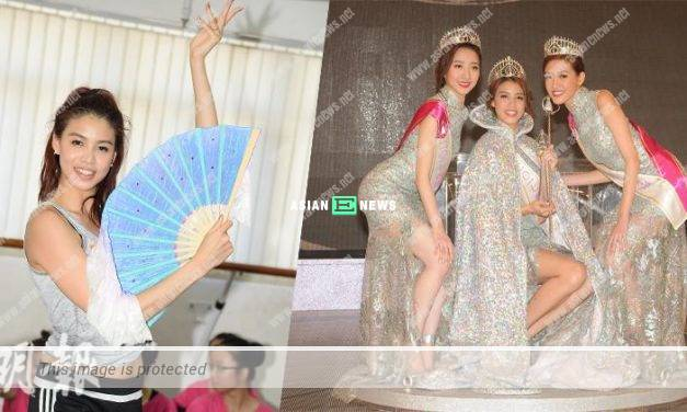 Juliette Louie is staying or leaving TVB? She follows the work opportunities