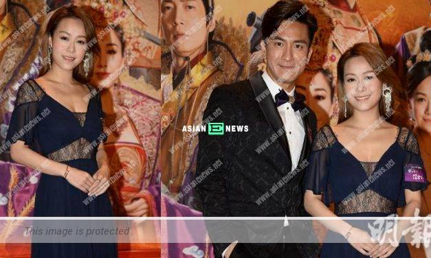 Kenneth Ma praises his girlfriend, Jacqueline Wong has good fashion sense