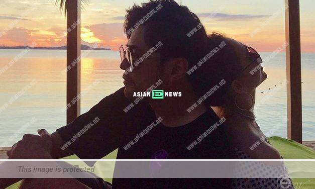 Jay Chou and Hannah Quinlivan enjoy their vacation in Ko Samui