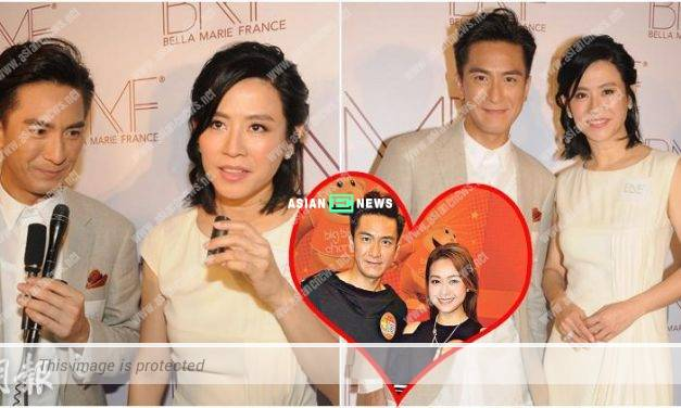 Jessica Hsuan exposes Jacqueline Wong's surname is Ma? Kenneth Ma says no