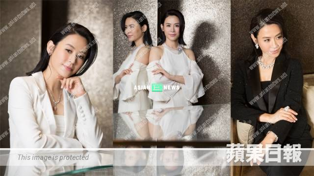 47 years old Jessica Hsuan wants to be described as a happy and trustworthy woman