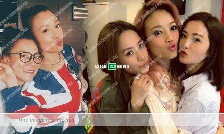 Charlene Choi exposes Joey Yung is a muddle-headed person
