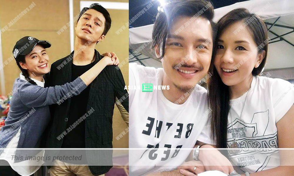 Kaman Kong is the third party between Stephen Wong and his girlfriend?