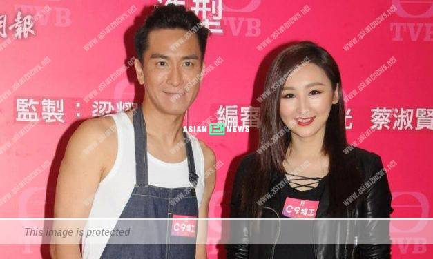 Kenneth Ma laments Samantha Ko's outfit as an undercover agent is conservative