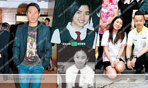 "The public do a background search on Leon Lai's ""wife"", Wing"