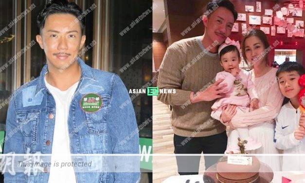 Kay Tse chases after Louis Cheung; He almost ends up with bruise