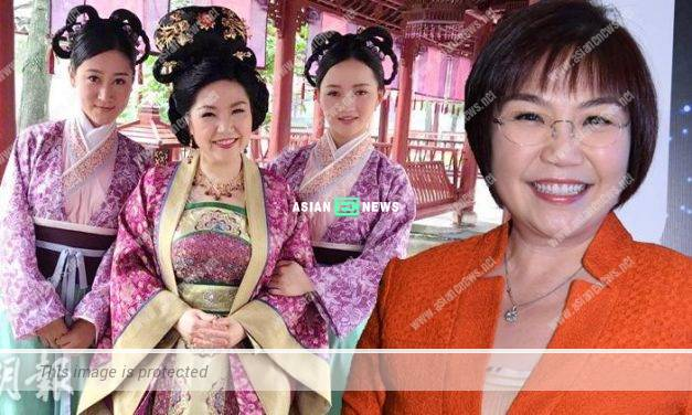 Deep in the Realm of Conscience drama: Mak Ling Ling is happy with her role image