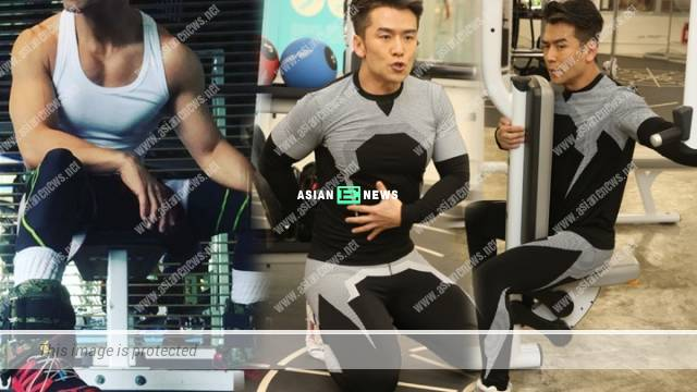 Michael Tong is a fitness addict and steals tips by observation in the gym