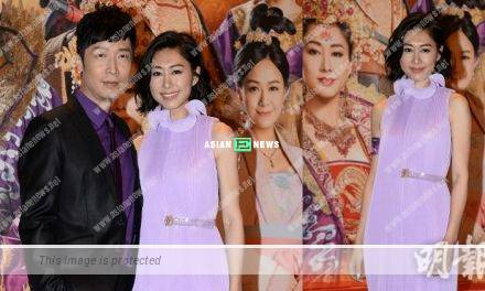 Nancy Wu has feelings for Steven Ma after filming together for some time?