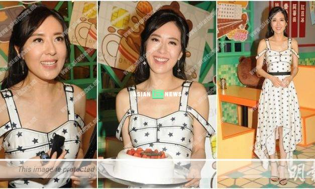 37 year old Natalie Tong may have flash marriage after dating for several months