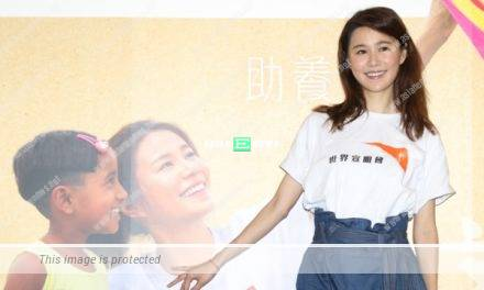 Priscilla Wong sponsors children in Bangledesh
