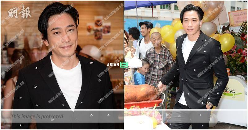 Ron Ng plans to start steamboat business with Michael Mui