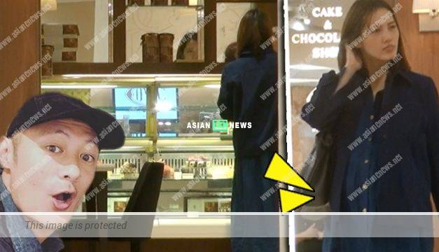 Shawn Yue's wife goes for window shopping and buys a cake
