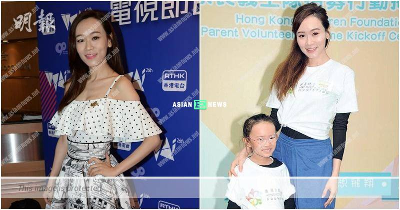 Shirley Yeung misses her daughter when she films movie in China