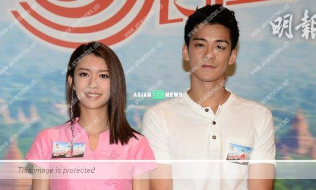 Sisley Choi and Dickson Yu has no love chemistry to host tour show together