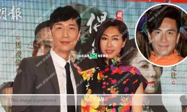 Steven Ma is unaware of Nancy Wu's old love is Kenneth Ma