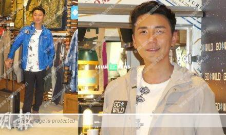 Tony Hung sends birthday message to his old love, Natalie Tong