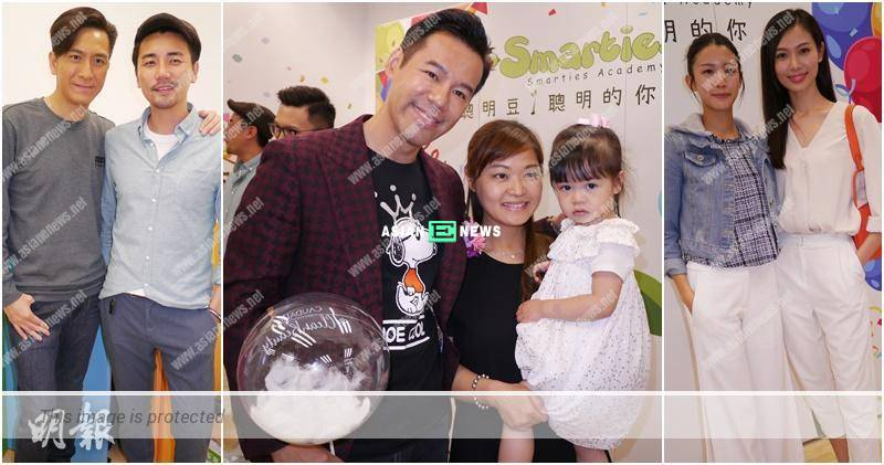 Tsui Wing opens a tuition centre; Tony Hung will teach the children to leave home