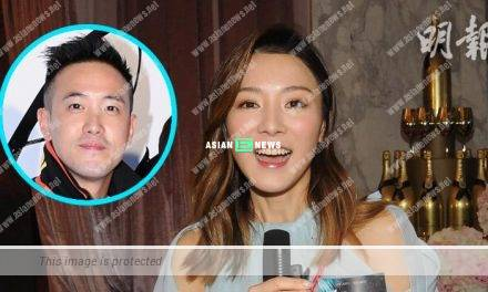 Venus Wong admits to cohabit with Derek Tsang: We date for 5 years