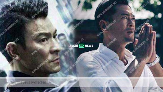 The White Storm 2 film: Andy Lau and Louis Koo compete their acting skills