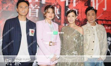 "Francis Ng exposes Charmaine Sheh and Louis Cheung have ""car shaking"" scene?"