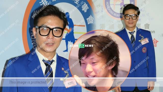 Chin Siu Ho's son loves car racing and may apply for a pilot licence next year