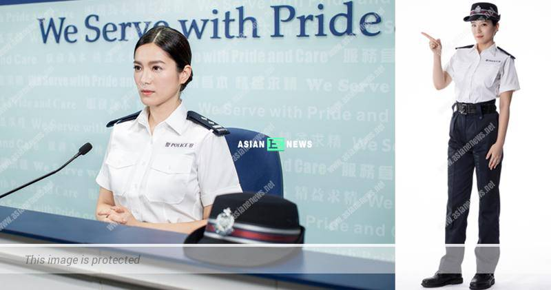 Christine Kuo transforms into Madam Kuo to caution about online love scam