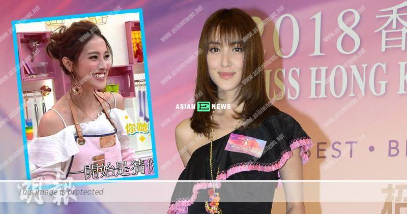 Kevin Cheng does not console Grace Chan when she loses in cooking show