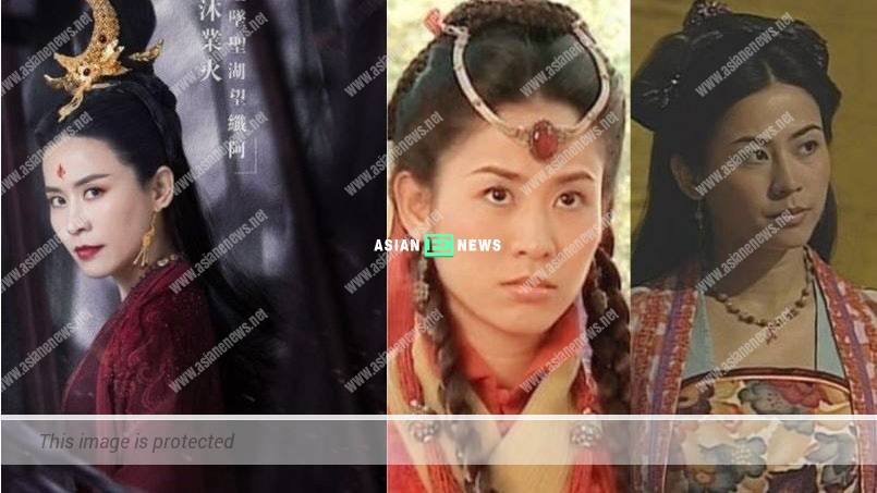 Jessica Hsuan films ancient drama after 7 years; Her eye expression kills people