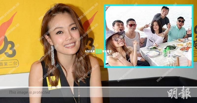 Joey Yung treats Wilfred Lau as a friend: We meet up sometimes