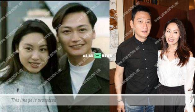 On-Screen Couple, Michael Tao and Kenix Kwok are finally reunited