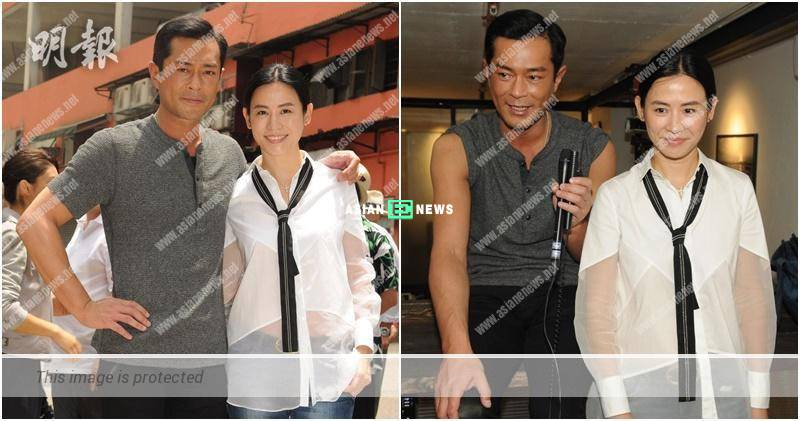 Jesscia Hsuan is beaten up by Louis Koo in new drama