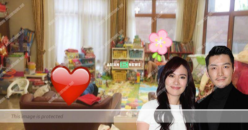 Michelle Ye indirectly admits she is getting married and has double happiness?