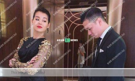 "Philip Lee treats Myolie Wu as an ""Empress""; She says it is not bad"