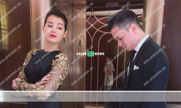 """Philip Lee treats Myolie Wu as an """"Empress""""; She says it is not bad"""
