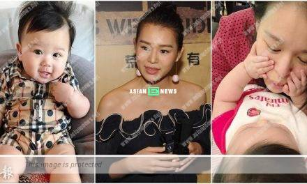 Myolie Wu wants to spend time with her son and work in Hong Kong frequently