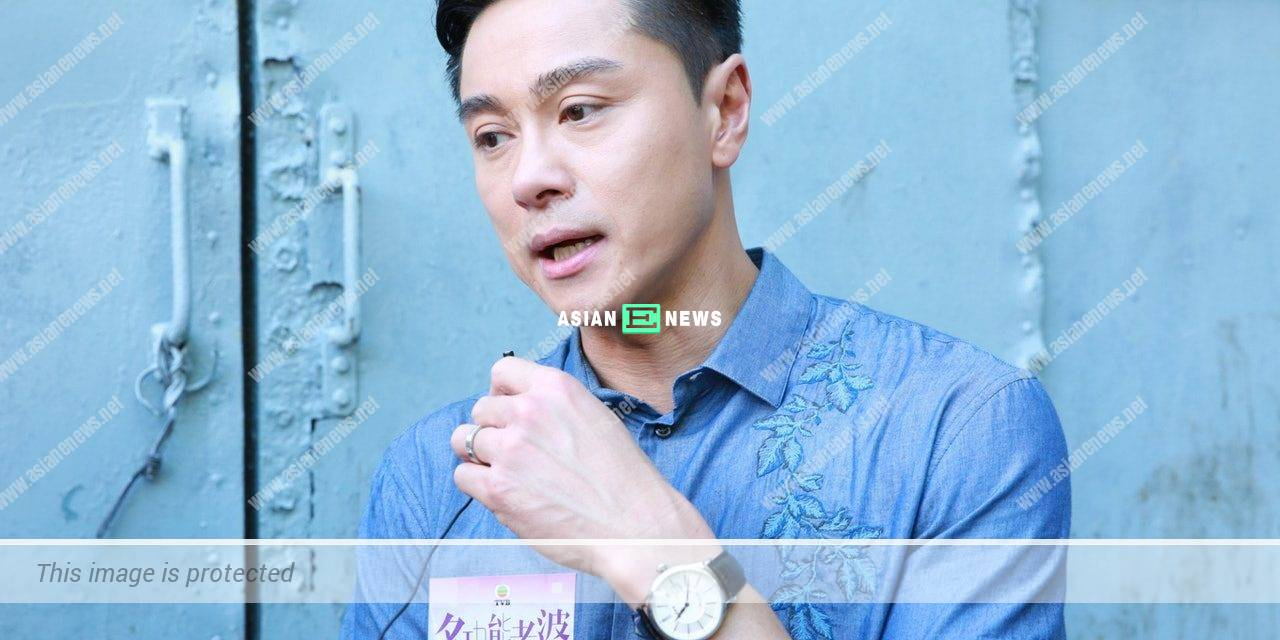Wonder Women drama: Raymond Wong keeps silent to focus on his role