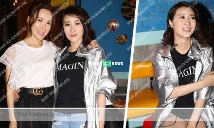 Rosina Lam's left arm feels numb after a car accident