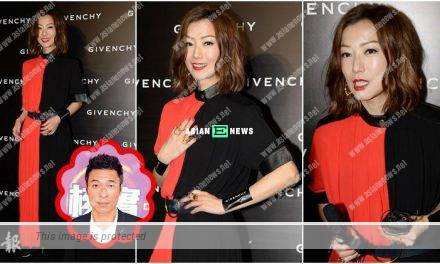 Sammi Cheng rejects to reveal if her husband, Andy Hui is a good kisser