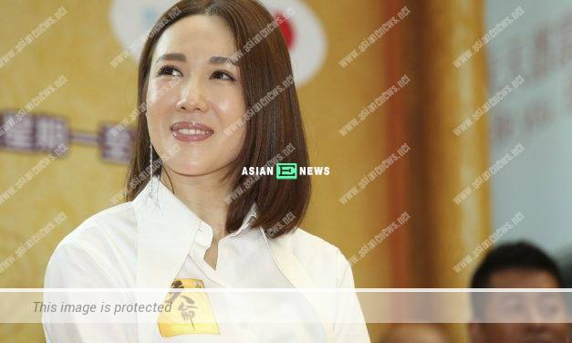 Selena Lee finally has new TVB drama after 2 years