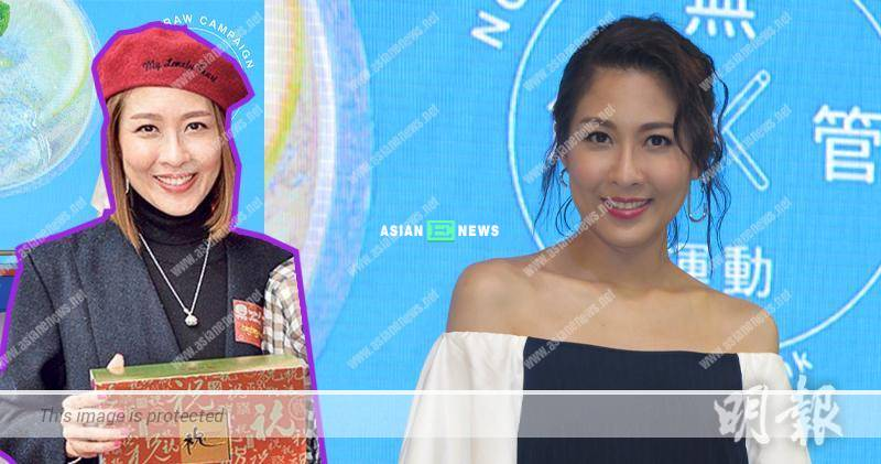 Netizens are unhappy with Sharon Chan for migrating Chinese talent to Hong Kong