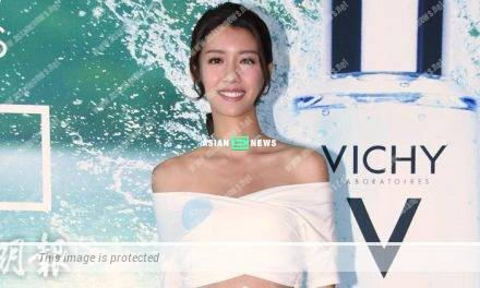 Sisley Choi rejects to show concern for Vincent Wong