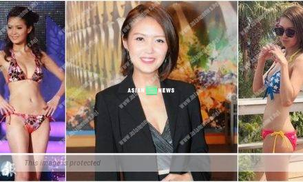 Toby Chan is discovered for dating a wealthy businessman