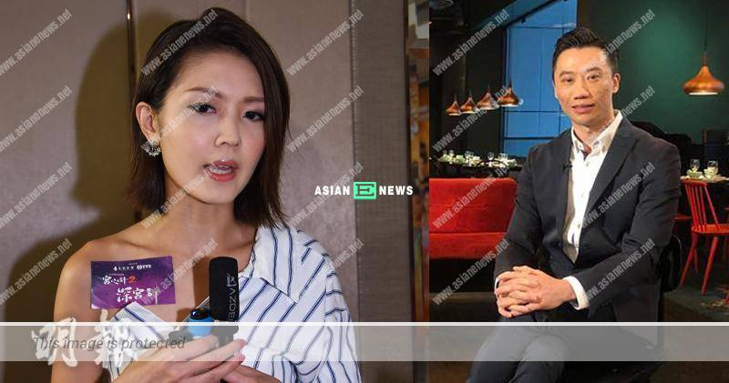 Toby Chan denies she is a two timer and materialistic woman